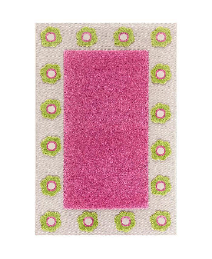 IVI - MINA Pink Area Rug