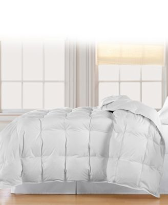 250 Thread Count Classic Warm Down Fiber Comforter, King