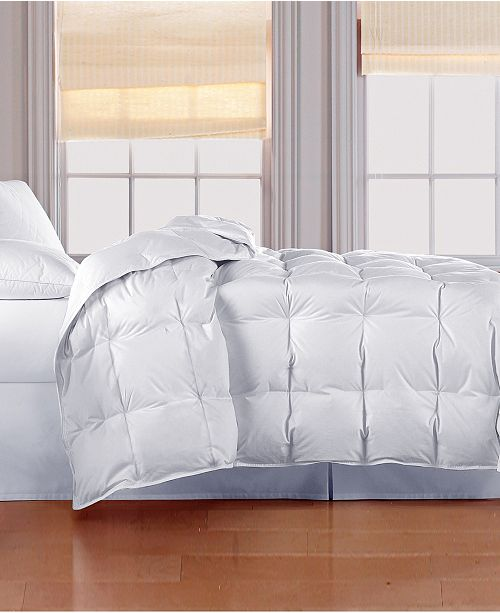 Elle Decor 240 Thread Count Down Fiber Comforter Collection