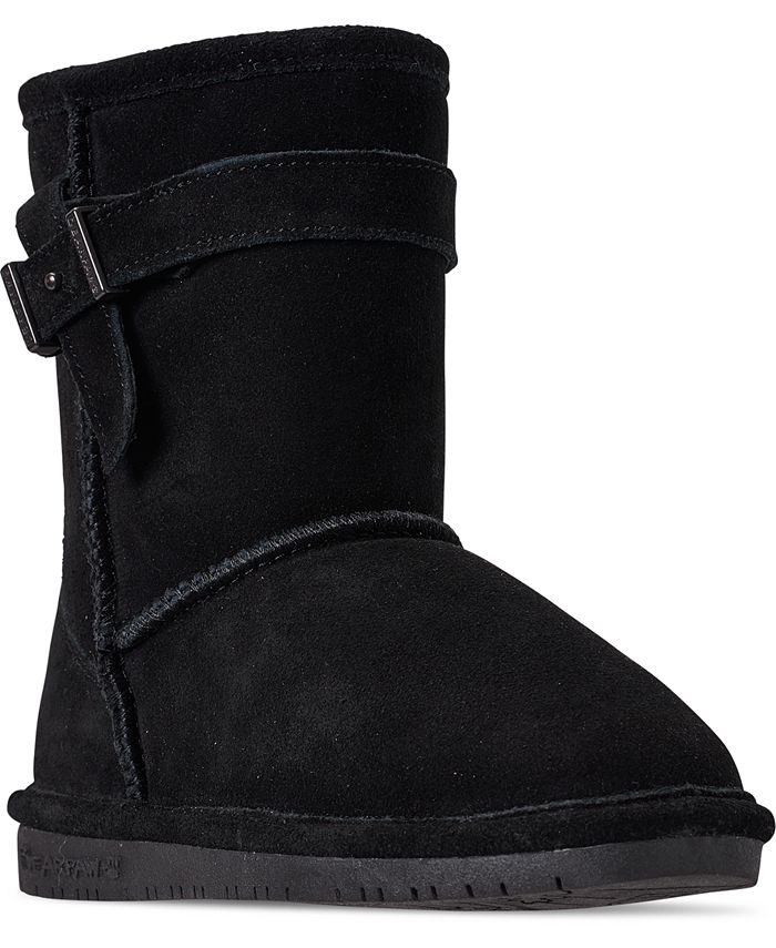 BEARPAW - Toddler Girls Val Boots from Finish Line