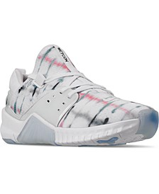 Women's Free Metcon 2 AMP Training Sneakers from Finish Line