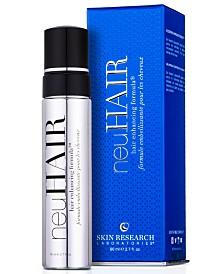 Skin Research Laboratories neuHAIR hair enhancing formula, 2.7 oz.