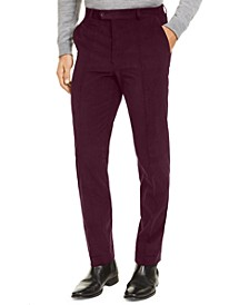 Men's Classic-Fit Stretch Corduroy Performance Pants