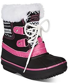 Little Girls Snow Boot