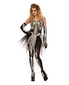 BuySeasons Women's Bad To The Bone Adult Costume