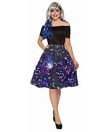 Women's Constellation Dress Adult Costume