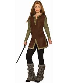 BuySeasons Viking Warrior Tunic Adult Costume