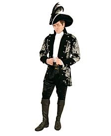Men's' Long John Silver Jacket Adult Costume