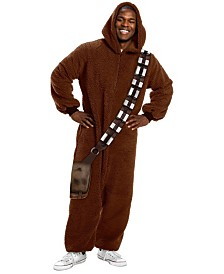 BuySeasons Star Wars Classic Chewbacca Adult Jumpsuit Costume