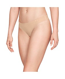 Women's Pure Stretch Thong 3Pack