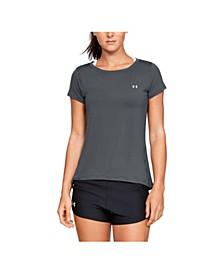 Women's HeatGear Armour Short Sleeve