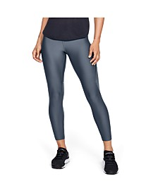 Under Armour Women's Armour Fly Fast Glare Raised Thread Crop