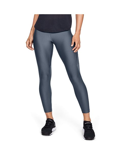 Under Armour Women's Armour Fly Fast Glare Raised Thread Running Crop