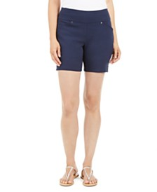 I.N.C. Curvy Bermuda Shorts, Created for Macy's