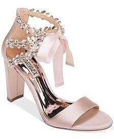 Badgley Mischka Everafter Evening Shoes