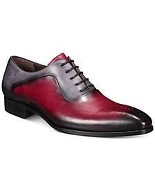 Men's Two-Tone Oxford Shoes