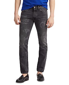 Polo Ralph Lauren Men's Sullivan Five-Pocket Jeans