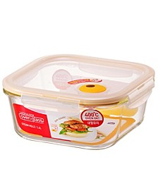 Purely Better Vented Glass 47-Oz. Food Storage Container