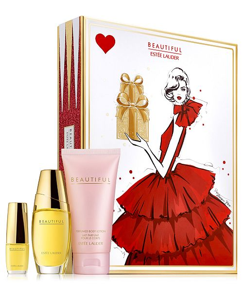 Estee Lauder Limited Edition 3-Pc. Beautiful To Go Gift Set