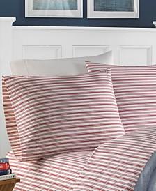 Nautica Coleridge Stripe Sheet Set, Queen
