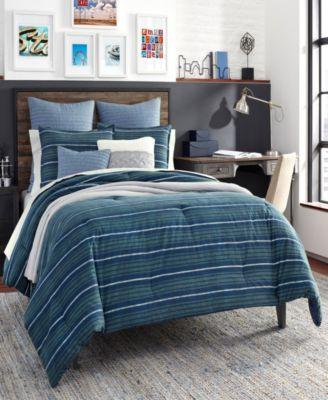 Nautica Jeans Co Claridge Full/Queen Comforter Set