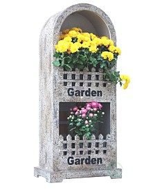 Gardenised 2 Section Wall Planter