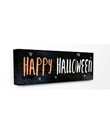 Happy Halloween Spooky Stars Art Collection