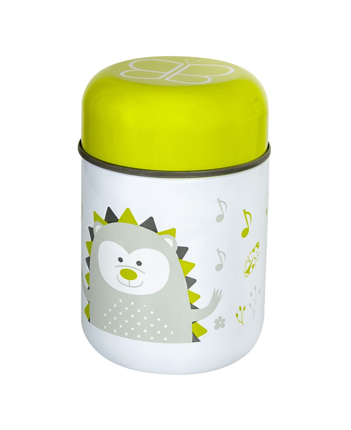 Bbluv Food Thermal Food Container with Spoon