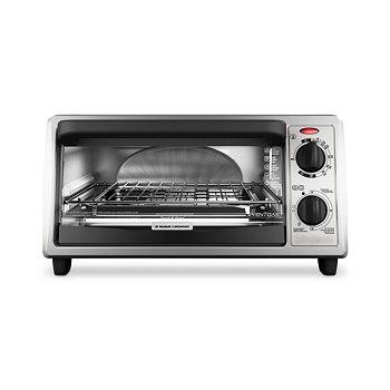 Black & Decker 4-Slice Countertop Toaster Oven