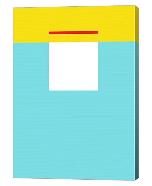 """Metaverse Hulo by Naxart Canvas Art, 25"""" x 36"""""""