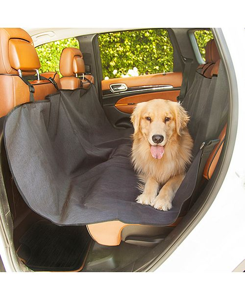 Majestic Pet Universal Water Resistant Hammock Back Seat Cover