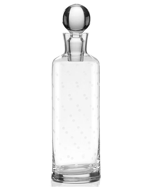 kate spade new york Larabee Dot Decanter
