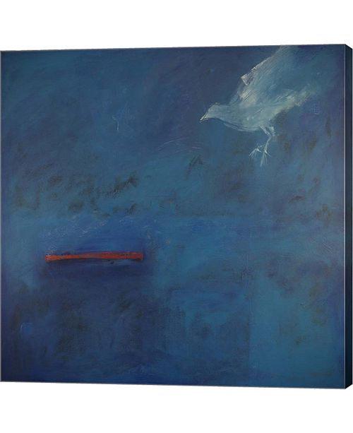 "Metaverse Perch by Tim Nyberg Canvas Art, 24"" x 24"""