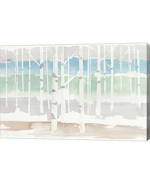 "Metaverse Springlake Green by Avery Tillmon Canvas Art, 30"" x 20"""