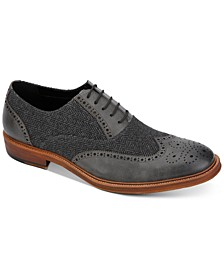 Men's Palm Full Brogue Wingtip Oxfords