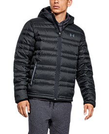 Men's Armour Down Hooded Jacket