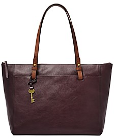 Rachel TZ Leather Tote