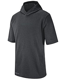Men's Michigan State Spartans Dri-FIT Hooded T-Shirt