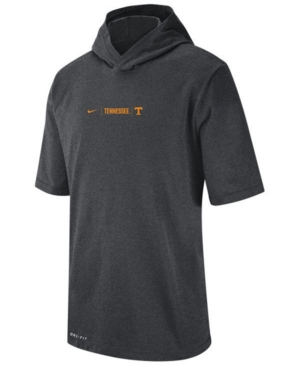 Nike Men's Tennessee Volunteers Dri-fit Hooded T-Shirt