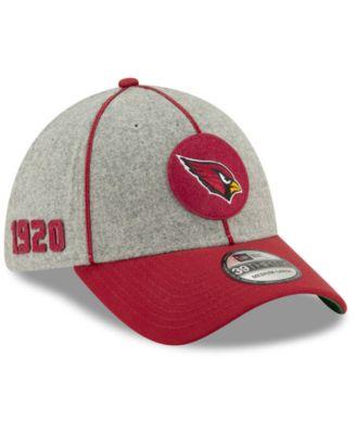 NEW Era 39 THIRTY Cap-NFL BLACK Sideline Arizona Cardinals
