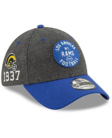 New Era Los Angeles Rams On-Field Sideline Home 39THIRTY Cap