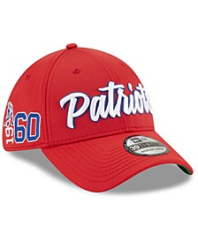 New England Patriots On-Field Sideline Home 39THIRTY Cap