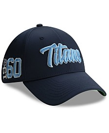 New Era Tennessee Titans On-Field Sideline Home 39THIRTY Cap