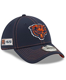 New Era Chicago Bears On-Field Sideline Road 39THIRTY Cap