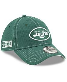 New Era New York Jets On-Field Sideline Road 39THIRTY Cap