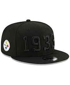 Pittsburgh Steelers On-Field Alt Collection 9FIFTY Snapback Cap