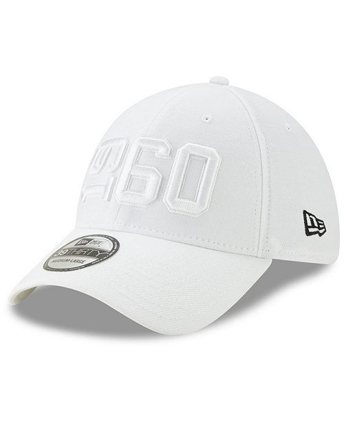 Oakland Raiders On-Field Alt Collection 39THIRTY Stretch Fitted Cap