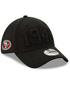 San Francisco 49ers On-Field Alt Collection 39THIRTY Stretch Fitted Cap