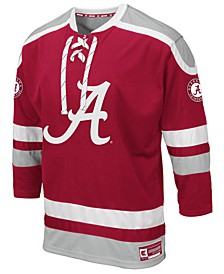 Men's Alabama Crimson Tide Mr. Plow Hockey Jersey
