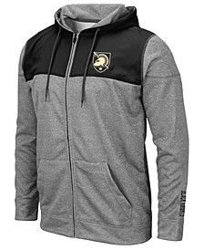 Men's Army Black Knights Nelson Full-Zip Hooded Sweatshirt